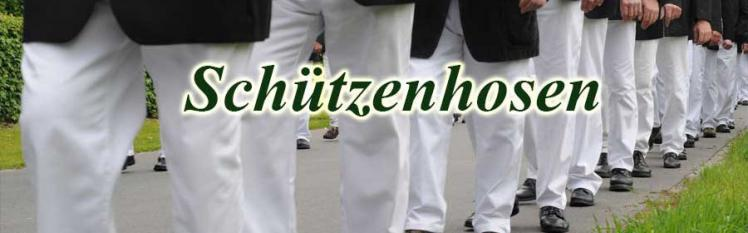 Schützenhosen / Uniformhosen