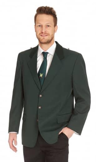 Schützenjacke Hubertus dunkelgrün
