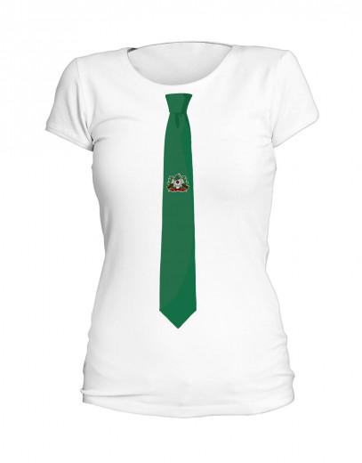 "T-Shirt ""Krawatte"" - Damen"