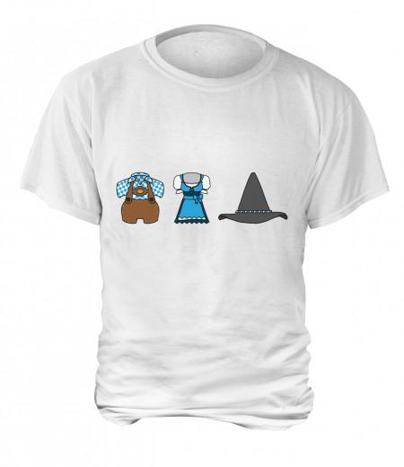 """T-Shirt """"Oktoberfest"""" - Herren"""
