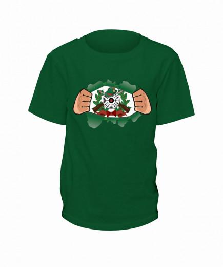 """T-Shirt """"Schützenheld"""" - Kinder"""