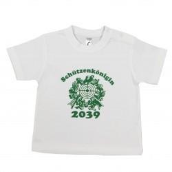"""Babyshirt """"Schützenkönigin 2039"""""""