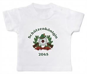 """Babyshirt """"Schützenkönigin 2045"""""""