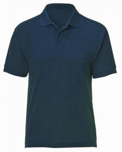 Kinder-Poloshirt dunkelblau | 104