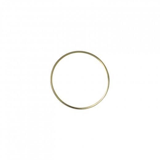 Expresspin rund 23 mm gold