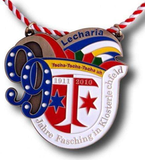 "individueller Karnevalsorden ""Lecharia"""