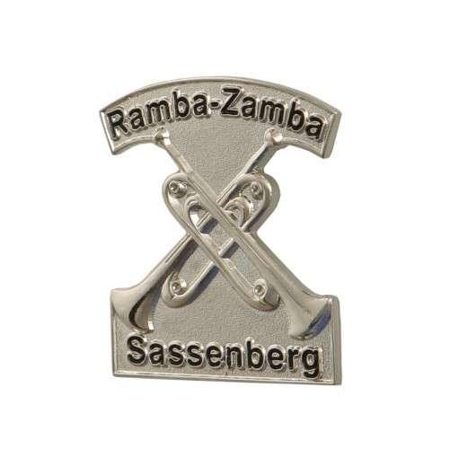 "Pins 3D-Relief geprägt ""Ramba"""