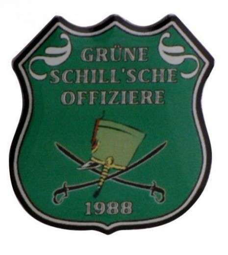 "Pins Offsetdruck ""Offiziere"""