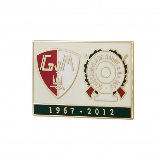 "Pins Hartemaille ""GvM"""