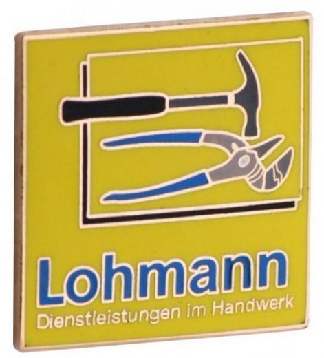 """Pins Hartemaille """"Lohmann"""""""