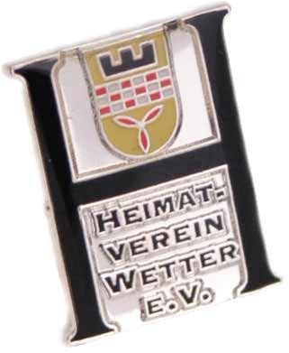 "Pins Hartemaille ""WETTER EV"""