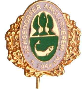 "Anstecknadeln Softemaille ""Bergedorfer gold"""