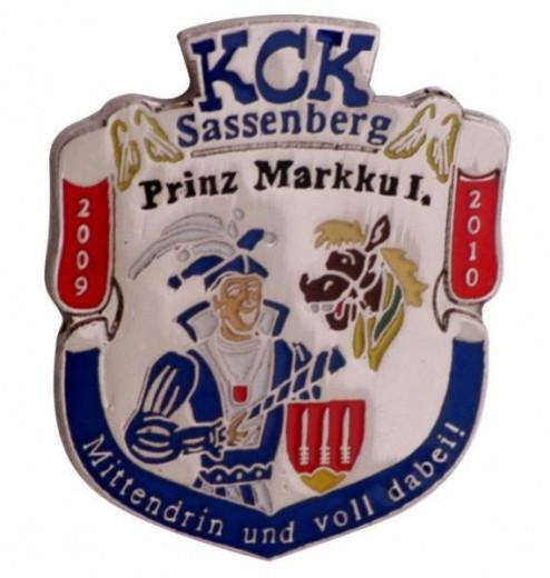 """Pins Softemaille """"KCK Prinzen"""""""