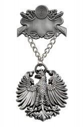 Schützenorden Adler mit Ordenspange