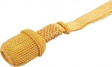 Portepee gold mit Tresse