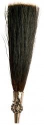 Gamsbart 17cm mit Hülse