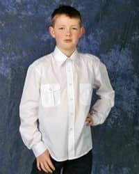 Schützenhemd für Kinder - Langarm