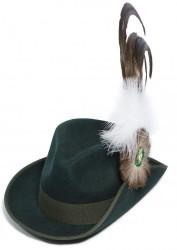 Schützenhut dunkelgrün