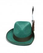 Schützenhut hellgrün meliert