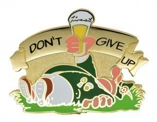 """""""DON´T GIVE UP"""" - Offizier"""