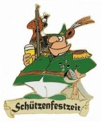 """""""Schützenfestzeit"""" - Offizier"""